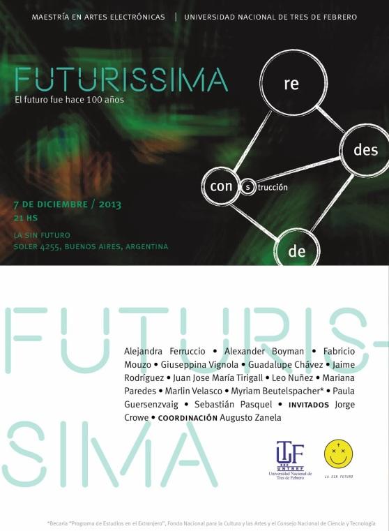 postal futurissima